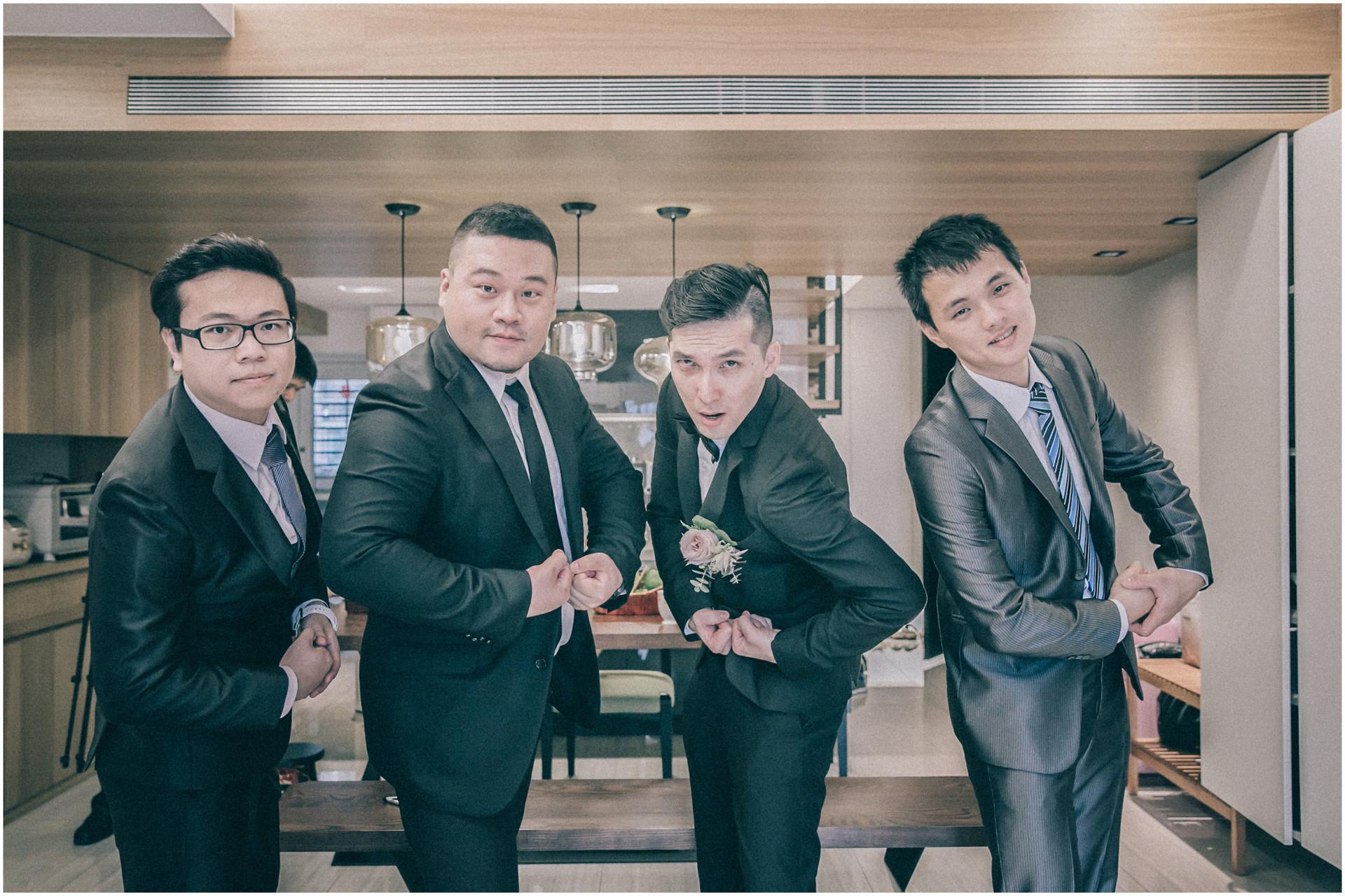 婚禮紀錄 / 平面紀錄 / 類婚紗 / 蓮田飯店