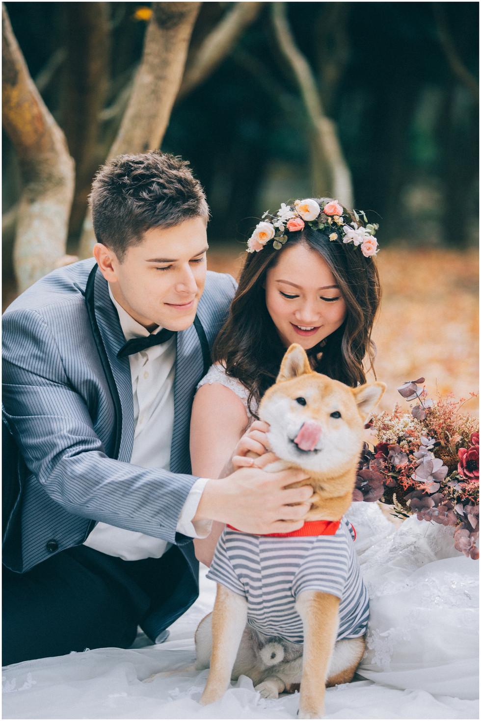 花卉試驗中心 / 黑森林 / 鳳凰谷 / 寵物婚紗