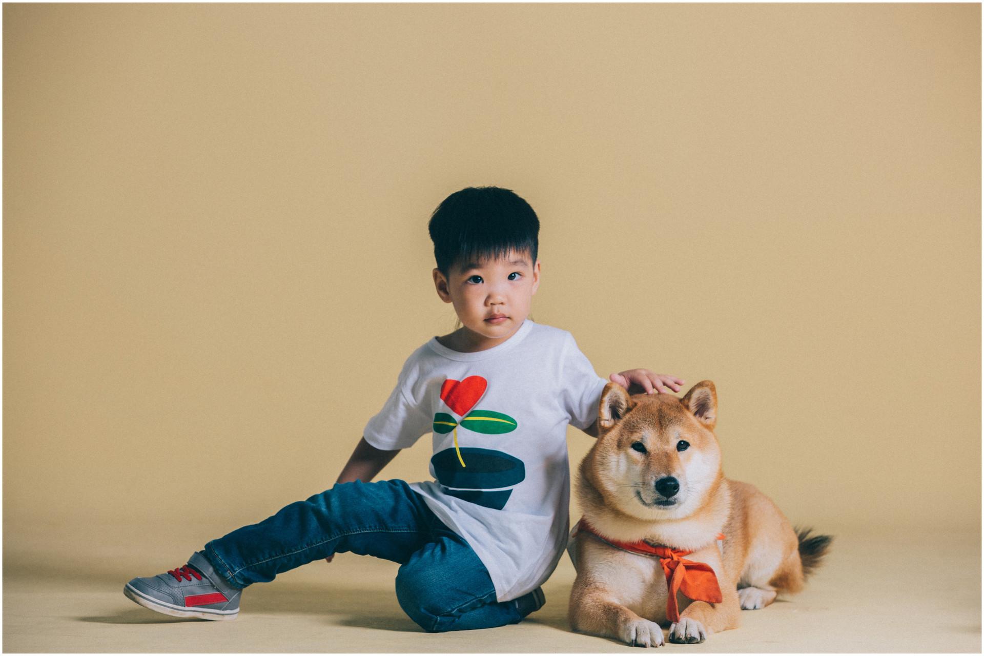 親子寫真 / 寶寶寫真 / 寵物寫真 / 素人寫真