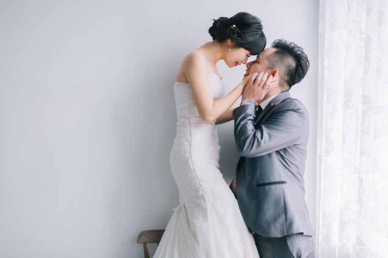 [心得] 自然清新婚紗風格~