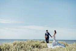 【自然捲攝影工作室】人生最重要的小事:我終於拍完婚紗啦!