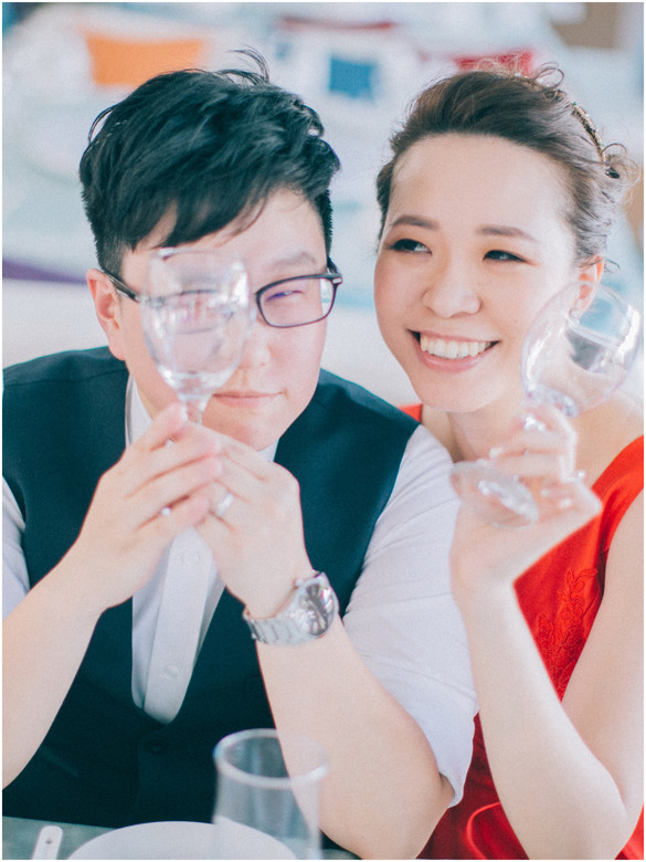 婚禮紀錄 / 平面拍攝 / 戶外婚禮 / 同婚 / 類婚紗 / 青青時尚會館