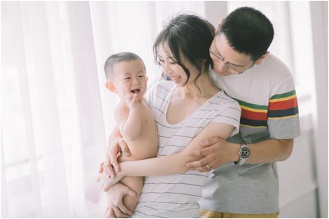 欣妤 / 親子寫真 / 周歲寫真 / 寶寶寫真 / 全家福 / 台北板橋攝影