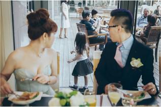 銘森 / 婚禮紀錄 / 平面攝影 / 類婚紗 / 西式婚禮