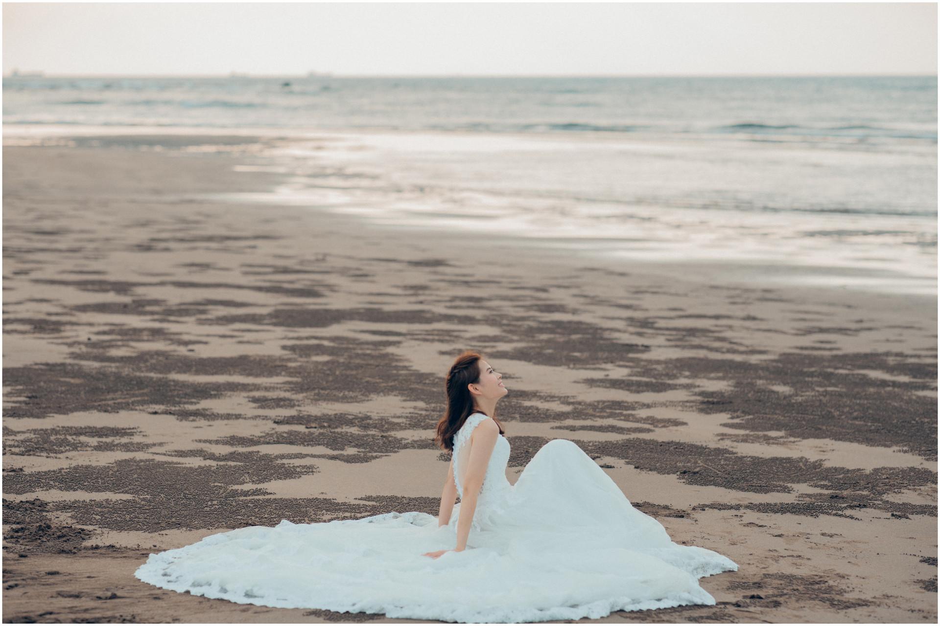花卉試驗中心 / 黑森林 / 沙崙海邊 / 寵物婚紗 / 自然捲棚拍 / 素人寫真