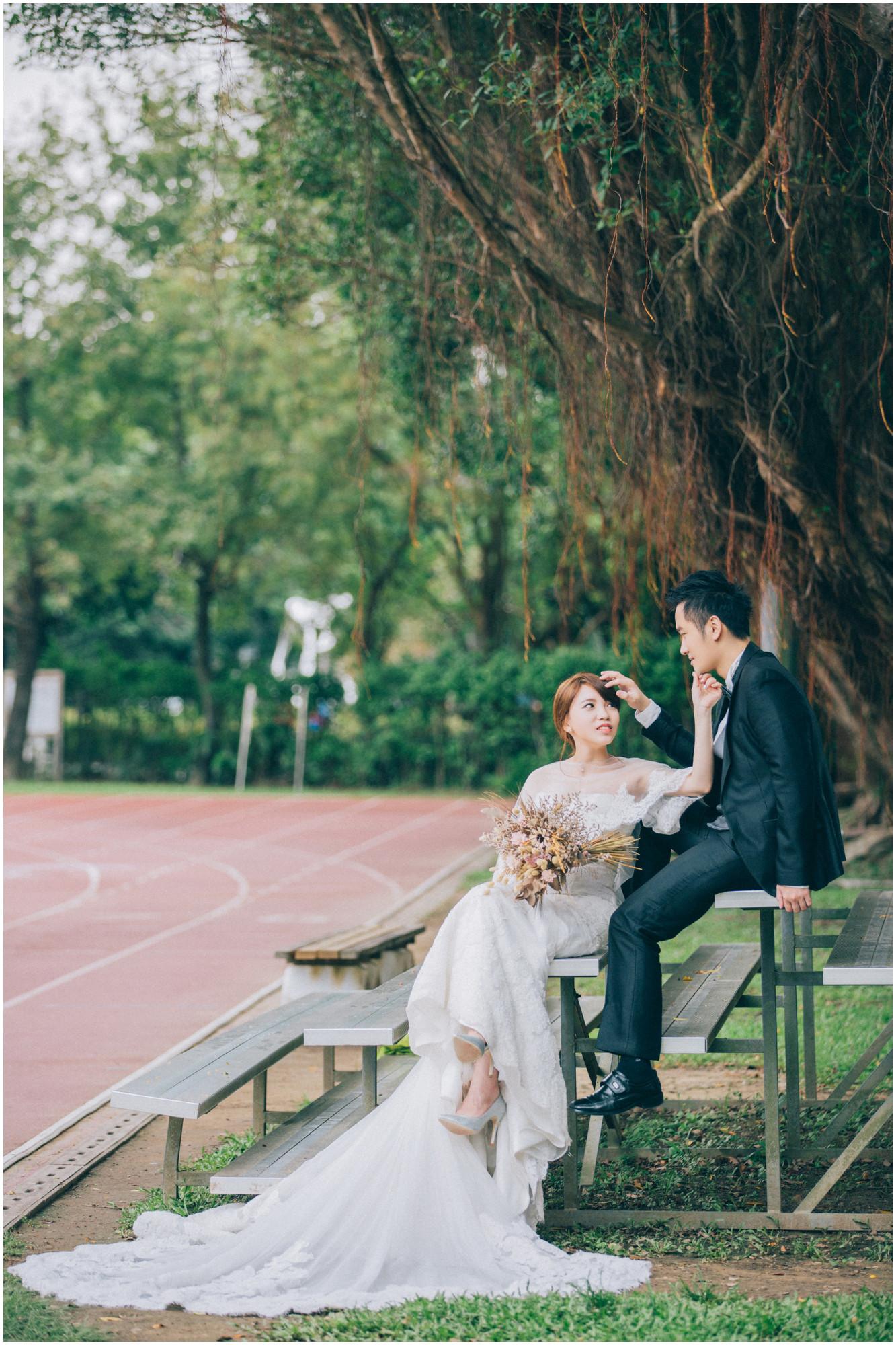 台北街景 / 華山藝文特區 / 寵物婚紗 / 校園婚紗 / 政治大學