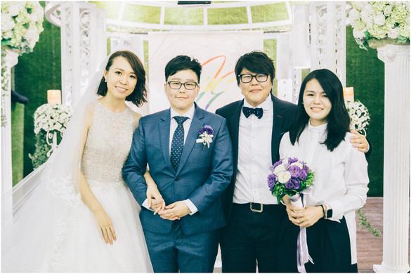 婚禮紀錄 / 平面拍攝 / 戶外婚禮 / 類婚紗 / 同婚 / 青青時尚會館