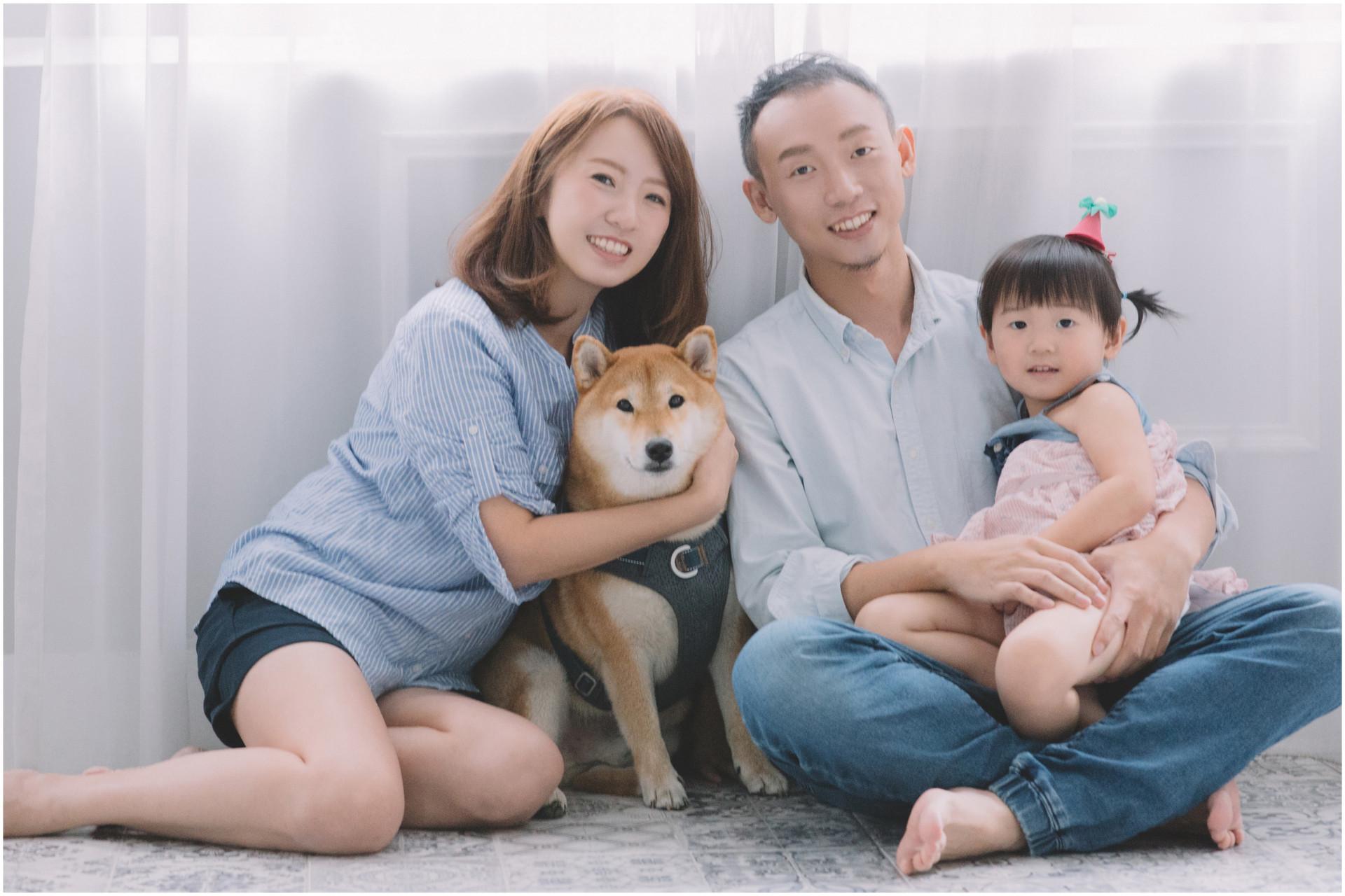 親子寫真  / 寵物寫真 / 親子婚紗 / 全家福 / 素人寫真 / 柴犬 /  新生兒寫真 / 周歲寫真