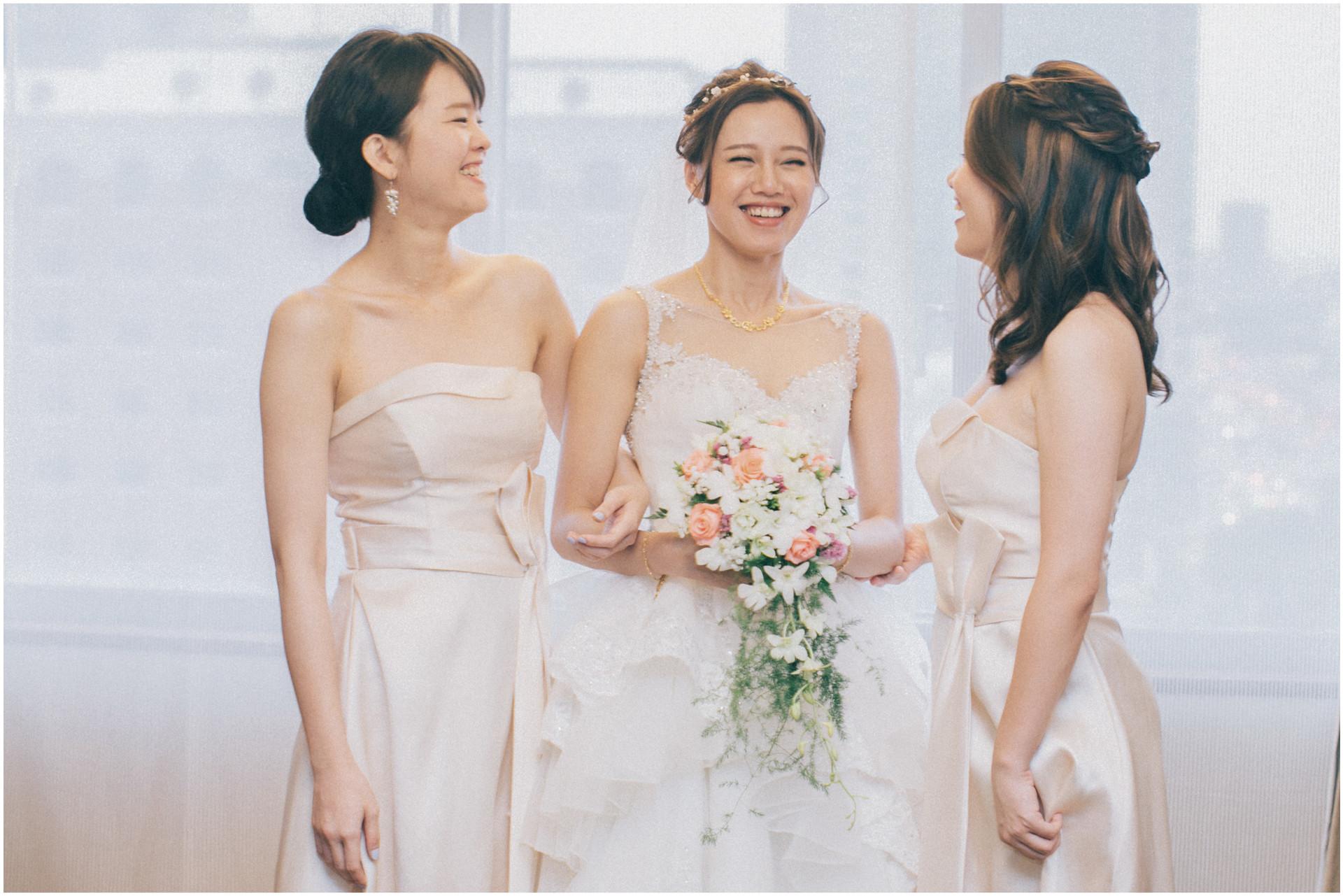 婚禮紀錄 / 平面攝影 / 類婚紗 / 台北喜來登