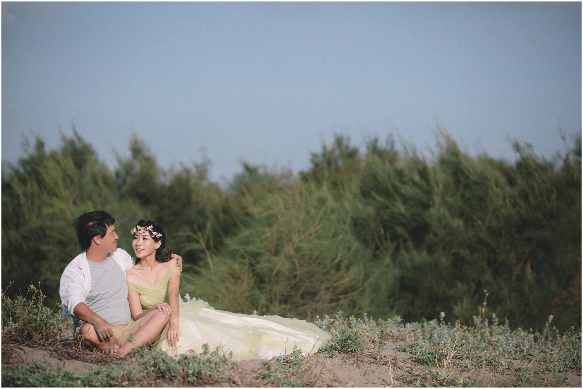 擎天崗 / 黑森林 / 沙崙海邊 / 寵物婚紗 / 素人寫真