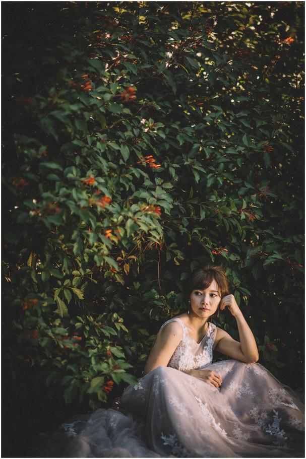 花卉試驗中心 / 黑森林 / 迪化街 / 寵物婚紗 / 自然捲棚拍 / 素人寫真