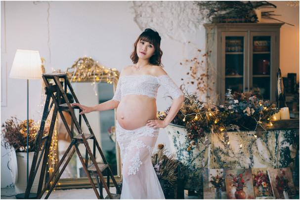 孕期寫真 / 妊娠寫真 / 清新自然  / 親子寫真 / 素人寫真