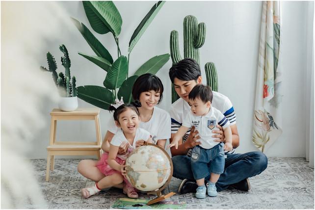 鈺婷 / 親子寫真 / 全家福 / 寶寶寫真 / 台北板橋攝影