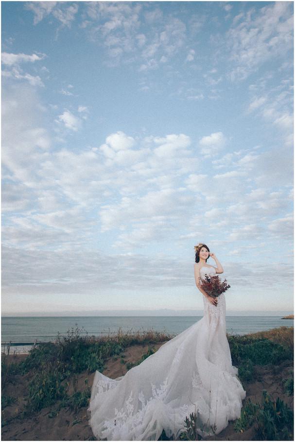 陽明山婚紗 / 沙崙海邊 / 一滴水紀念園 / 冷水坑
