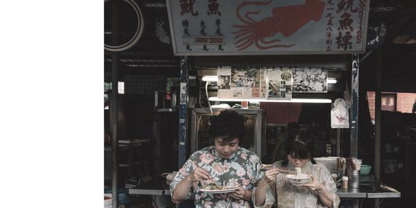 黑森林 / 青田街 / 大稻埕 / 柴犬 / 寵物婚紗 / 自然捲棚拍 / 素人寫真