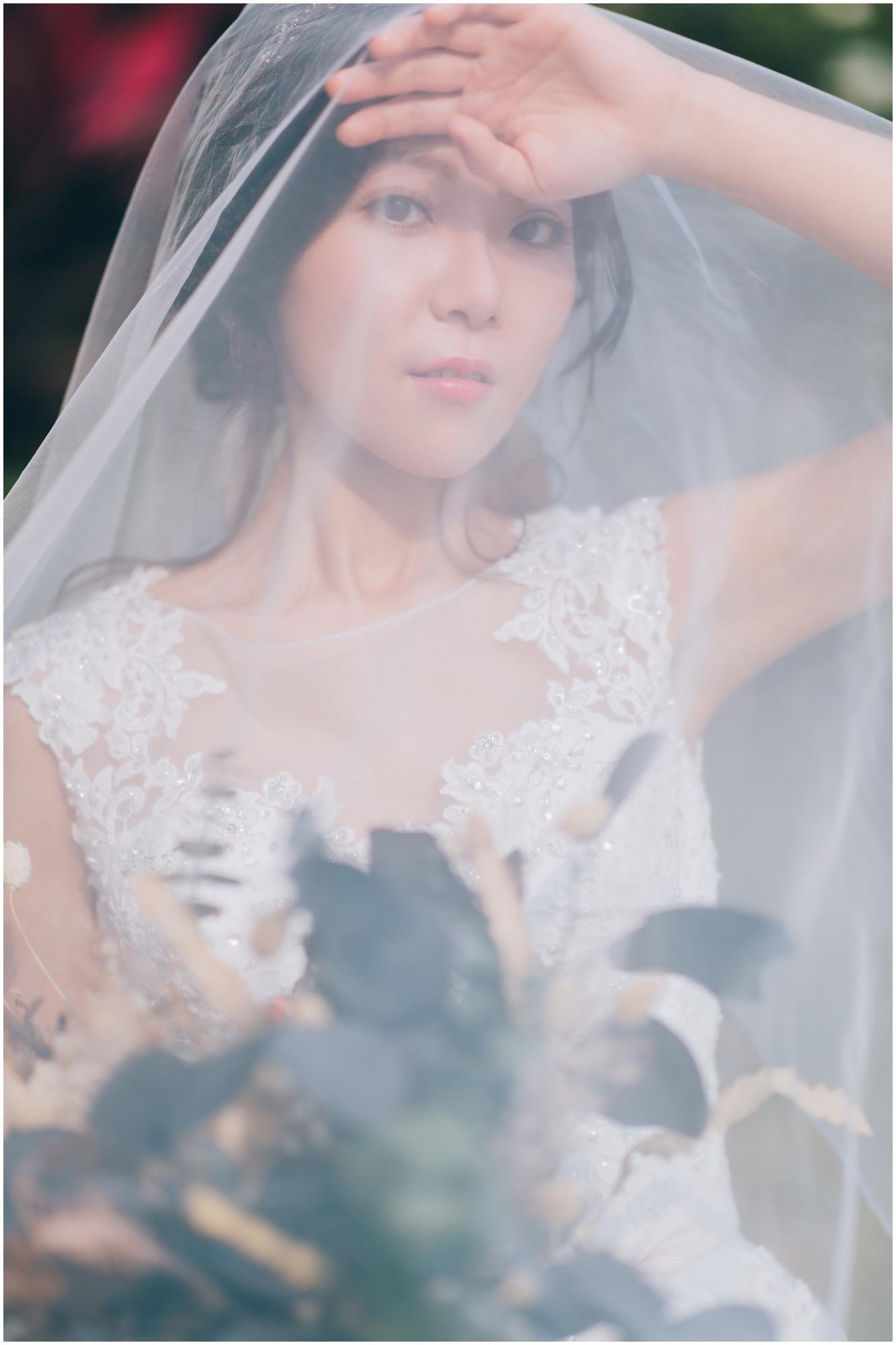 台灣大學 / 華山藝文特區 / 寵物婚紗 / 自然捲棚拍 / 素人寫真