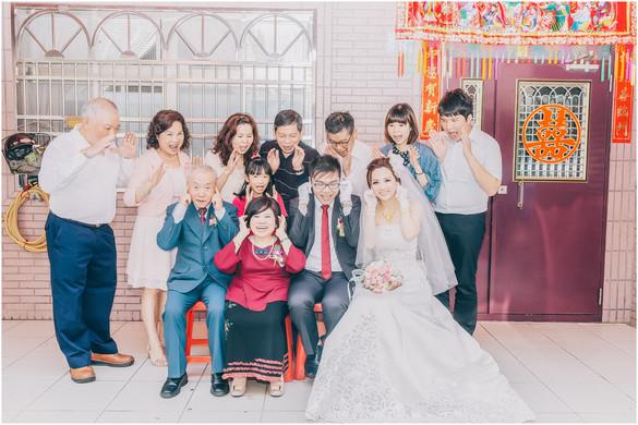 婚禮紀錄 / 平面攝影 / 類婚紗 / 古華花園飯店