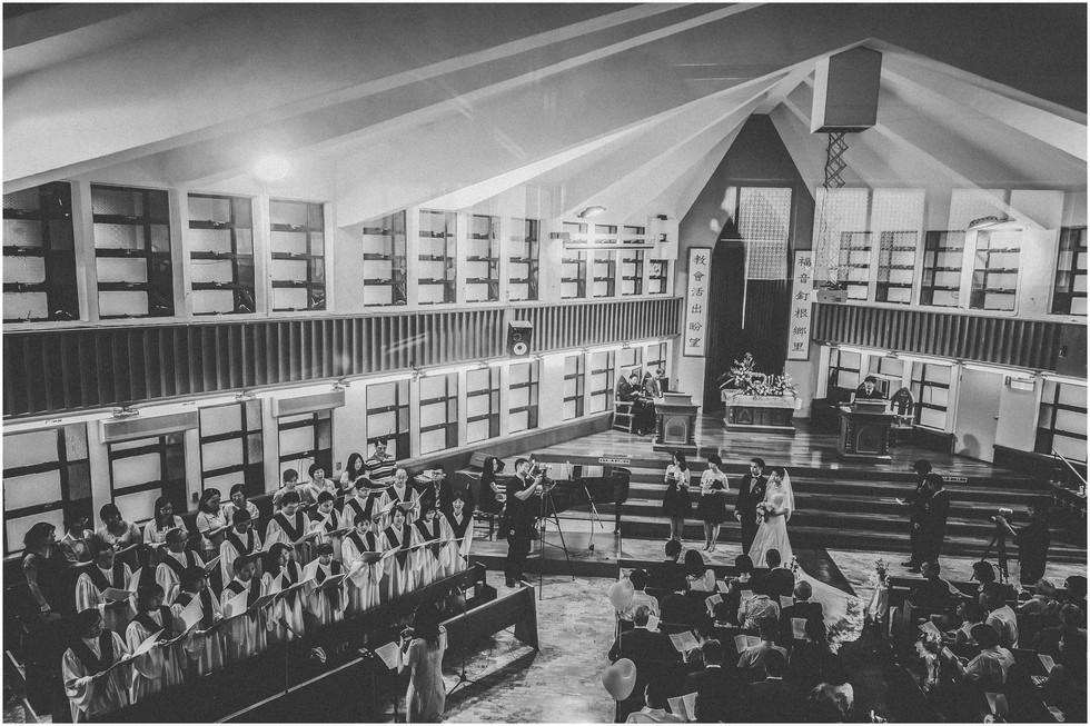 婚禮紀錄 / 平面攝影 / 類婚紗 / 教堂婚禮