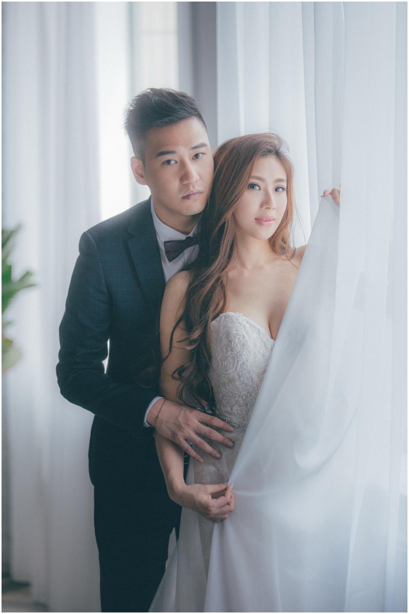 婚紗照 / 林安泰古厝 / 冷水坑 / 陽明山
