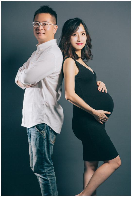 板橋孕婦寫真 / 妊娠寫真 / 懷孕 / 個性寫真 / 雜誌風 / 素人寫真