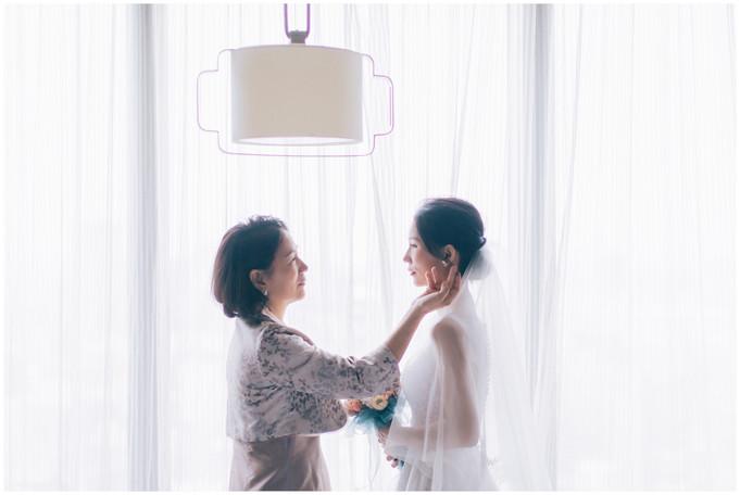 憶葶/ 高雄國賓飯店 /  婚禮紀錄 / 平面攝影  / 結婚 / 類婚紗