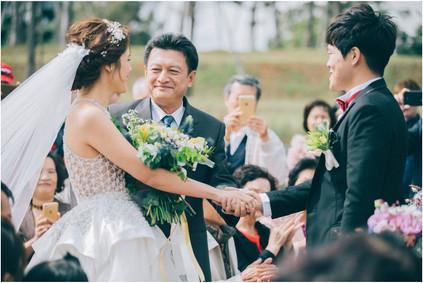 MAX + NAOMI / 婚禮紀錄 / 平面拍攝 / 戶外婚禮 / 類婚紗 / 南方渡假莊園