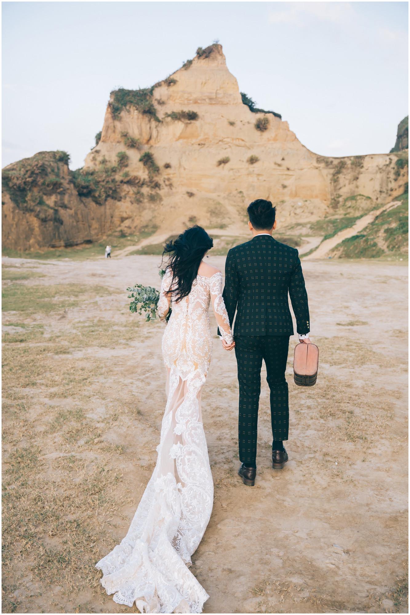 愛神婚紗基地 / 水牛坑 / 寵物婚紗 / 自然捲棚拍 / 素人寫真