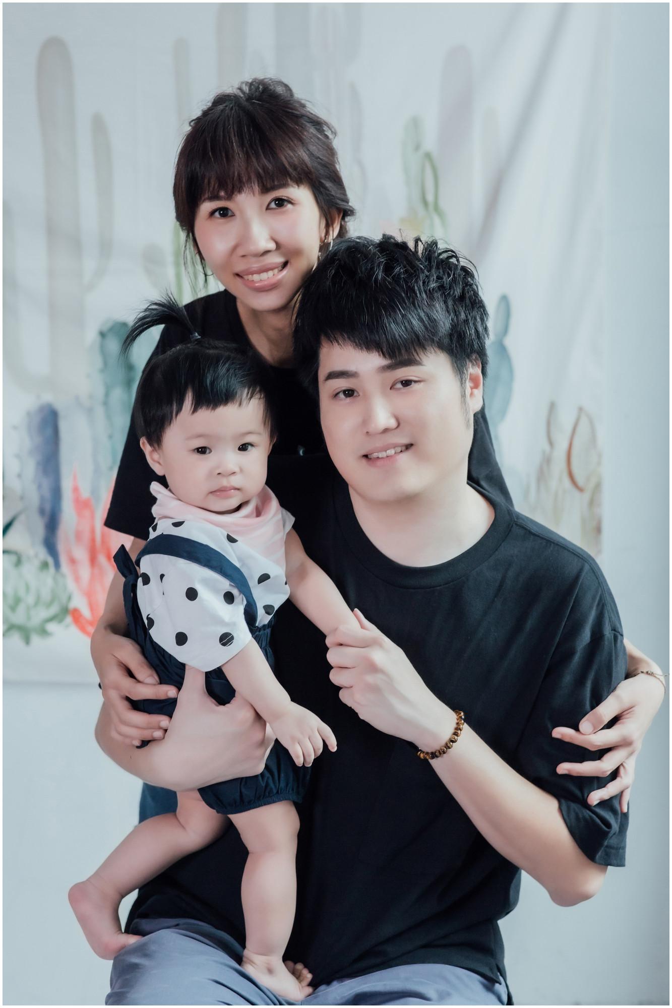親子寫真 / 全家福 / 柴犬 / 寶寶寫真 / 台北板橋攝影 / 親子婚紗
