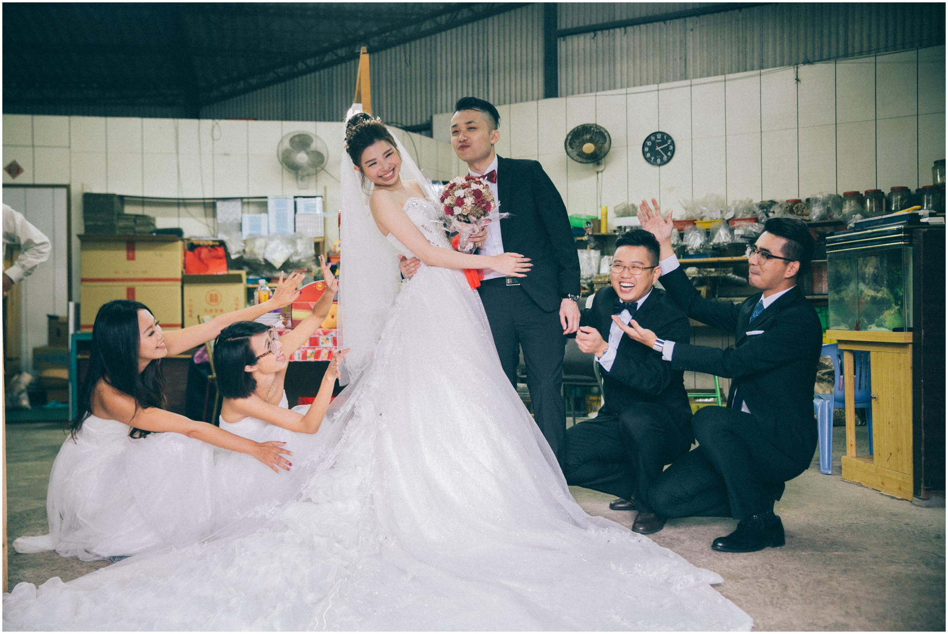 婚禮紀錄 / 平面拍攝 / 類婚紗