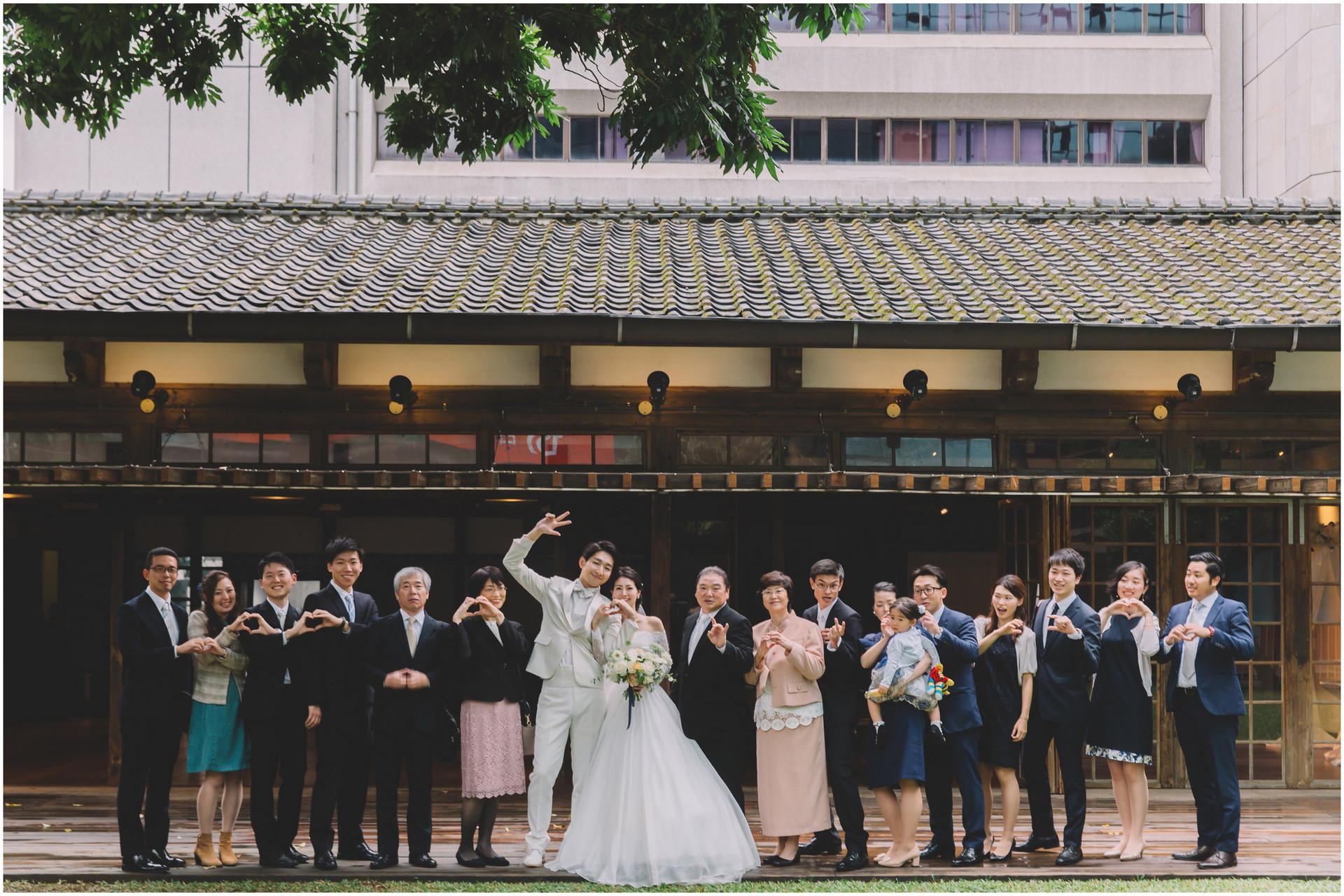 四四南村 / 香格里拉酒店 / 玫瑰古蹟  / 貴婦百貨 / 日式婚禮 / 素人寫真