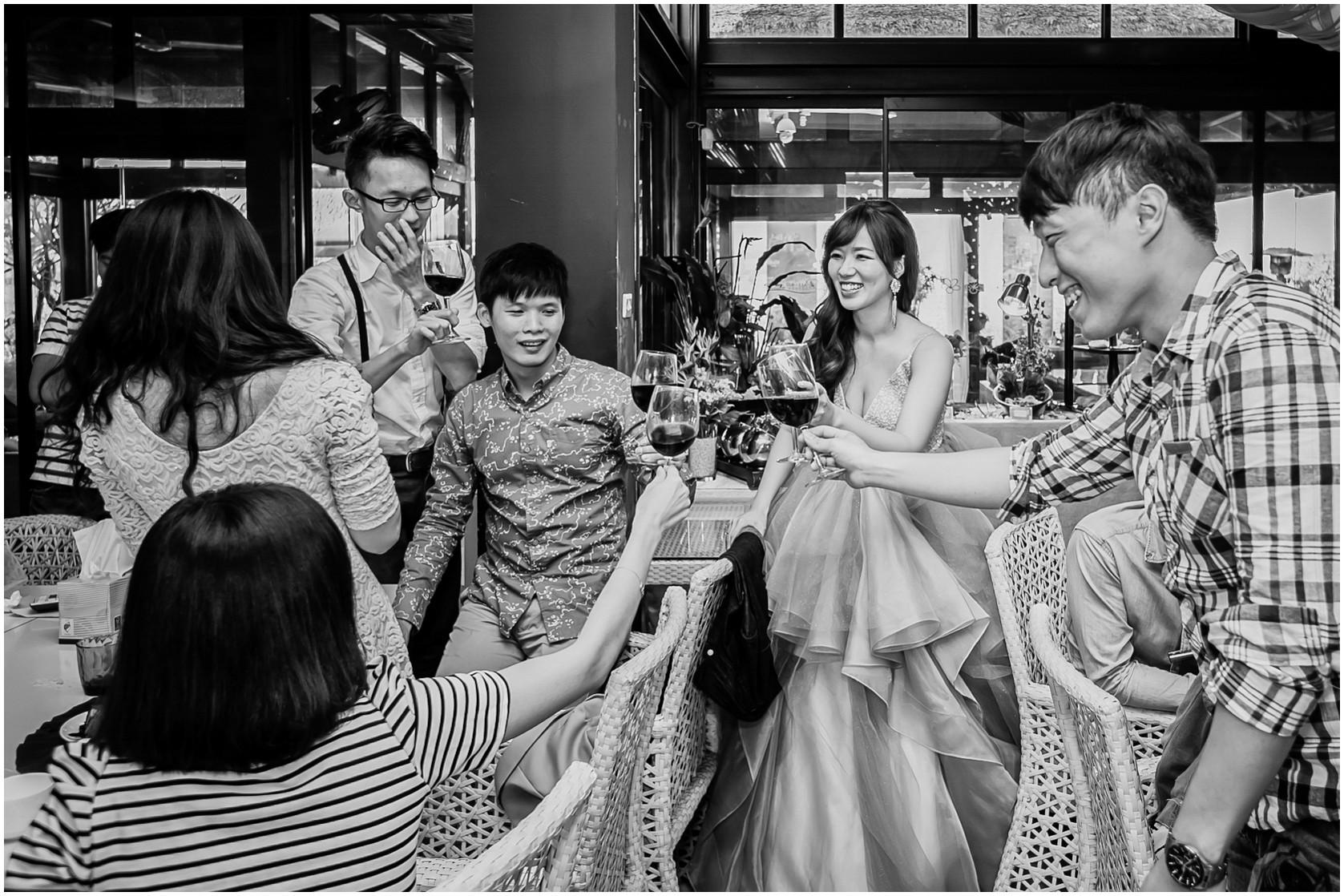 婚禮紀錄 / 婚禮拍攝 / 平面紀錄 / 八里BALI水岸