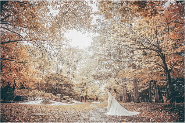 北海道婚紗 / 海外婚紗 / 小樽 / 札幌 / 時計台 / 舊本廳舍 / 北海道大學 / 素人婚紗
