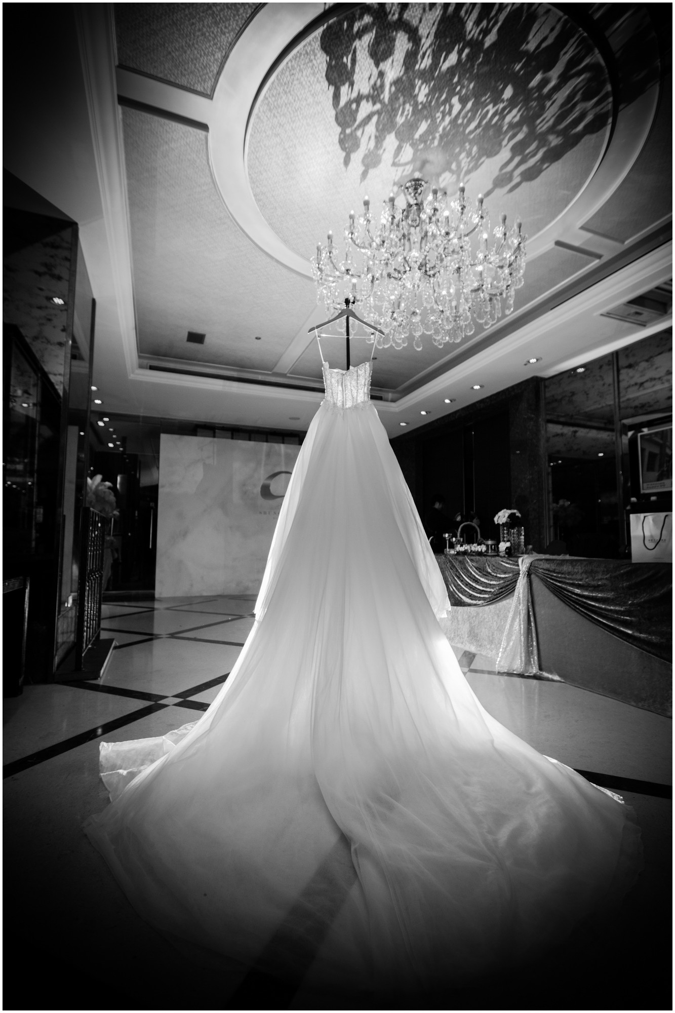 婚禮紀錄 / 平面攝影 / 類婚紗 / 華漾大飯店