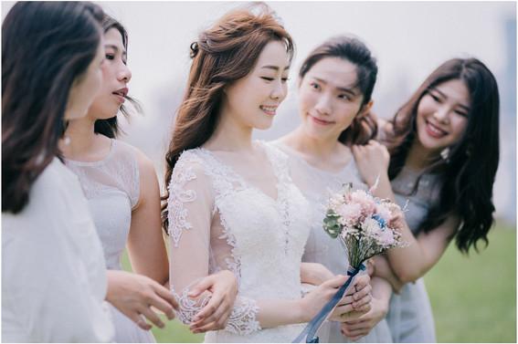 詩庭 /  婚禮紀錄 / 平面攝影 / 訂婚 / 結婚 / 類婚紗 / 水源會館