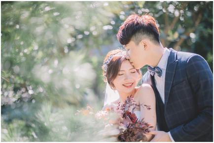 昱鈴 / 逸仙公園 / 沙崙海灘 / 寵物婚紗 / 寵物寫真 / 自然捲棚拍 / 板橋婚紗攝影 / 素人寫真