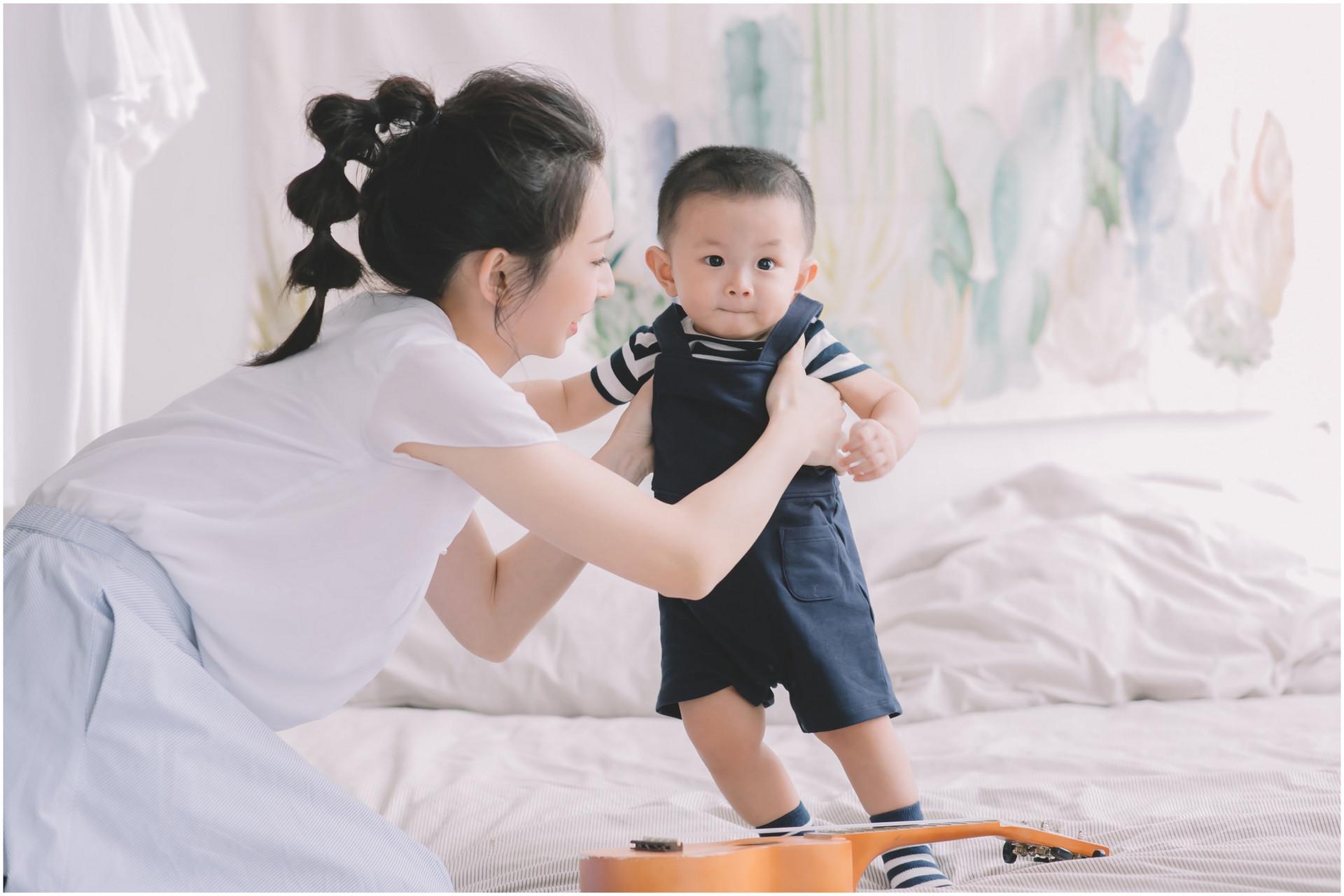 親子寫真 / 周歲寫真 / 寶寶寫真 / 全家福 / 台北板橋攝影