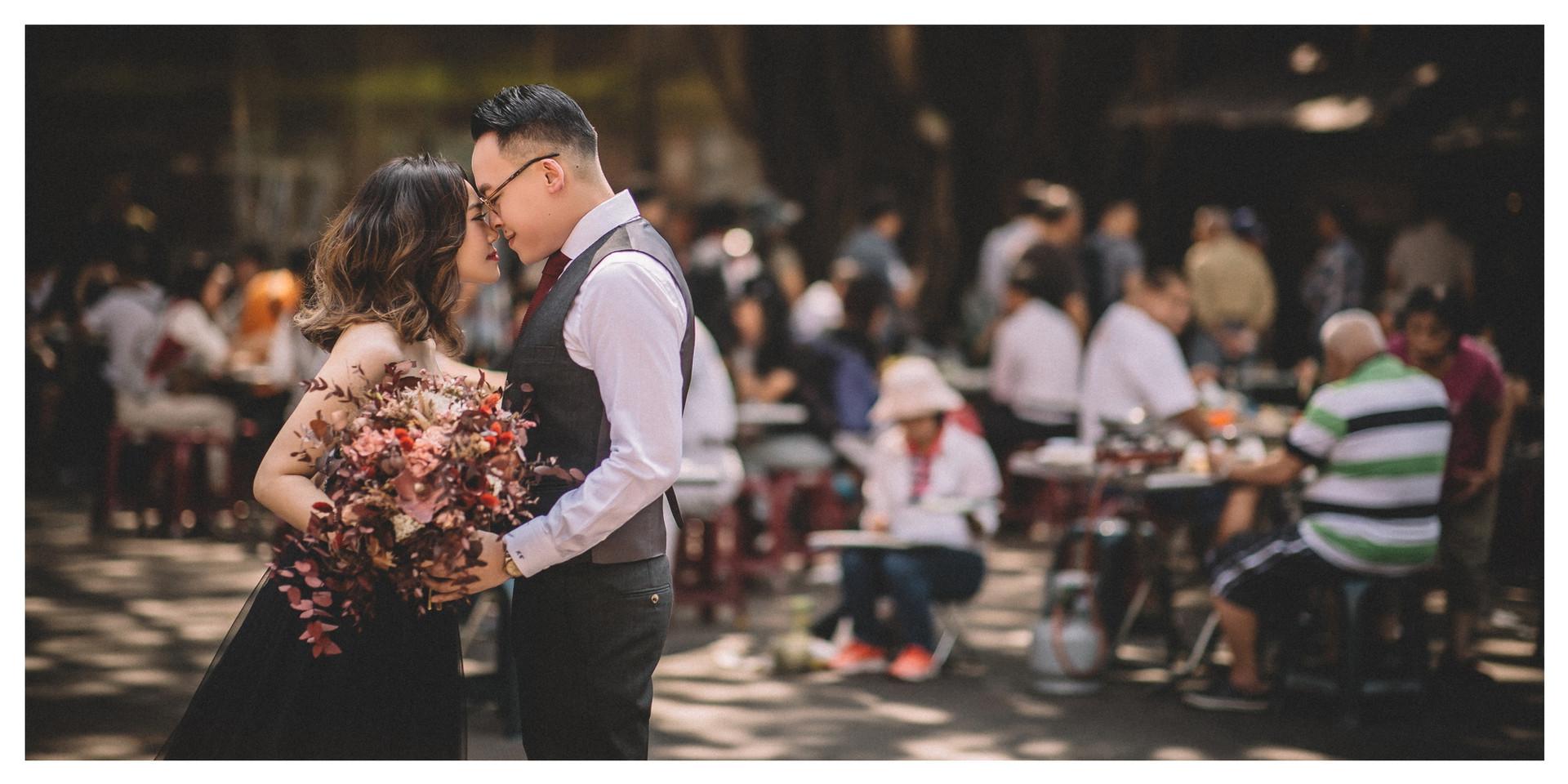 花卉試驗中心 /  黑森林 / 慈聖宮前廣場 / 迪化年貨街 / 柴犬 / 寵物婚紗 / 自然捲棚拍 / 素人寫真