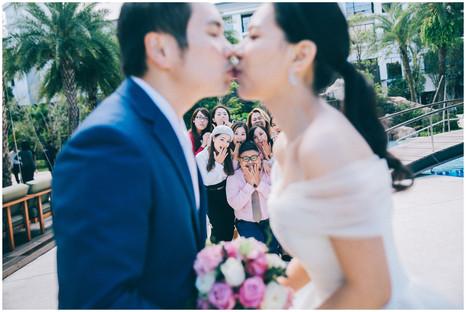 玉珊 / 桃園威斯汀酒店 /  婚禮紀錄 / 平面攝影  / 結婚 / 類婚紗