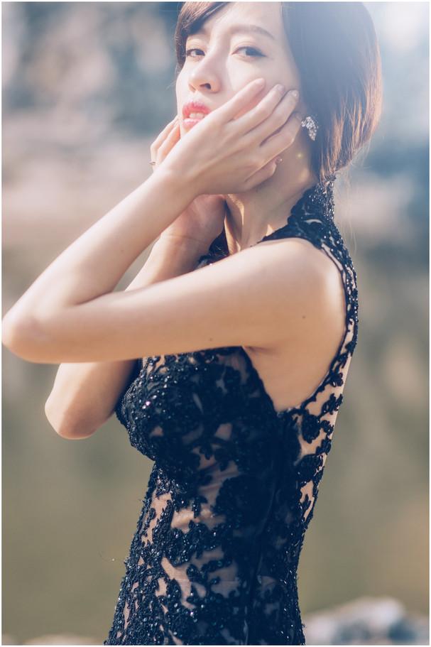 黑森林 / 龍鳳谷 / 林家花園 / 自然系婚紗 / 沙崙海邊 / 素人婚紗