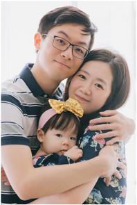 曉憬 / 親子寫真 / 全家福 / 柴犬 / 寶寶寫真 / 台北板橋攝影 / 親子婚紗 /
