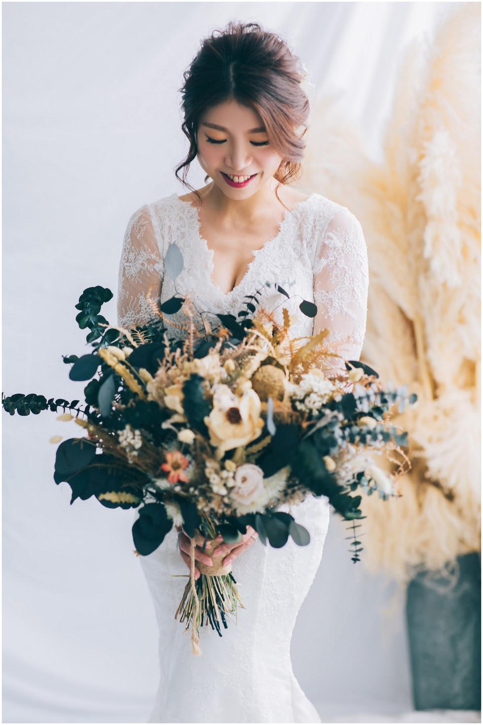 花卉試驗中心 / 信義區 / 寵物婚紗 / 寵物寫真 / 自然捲棚拍 / 板橋婚紗攝影 / 素人寫真