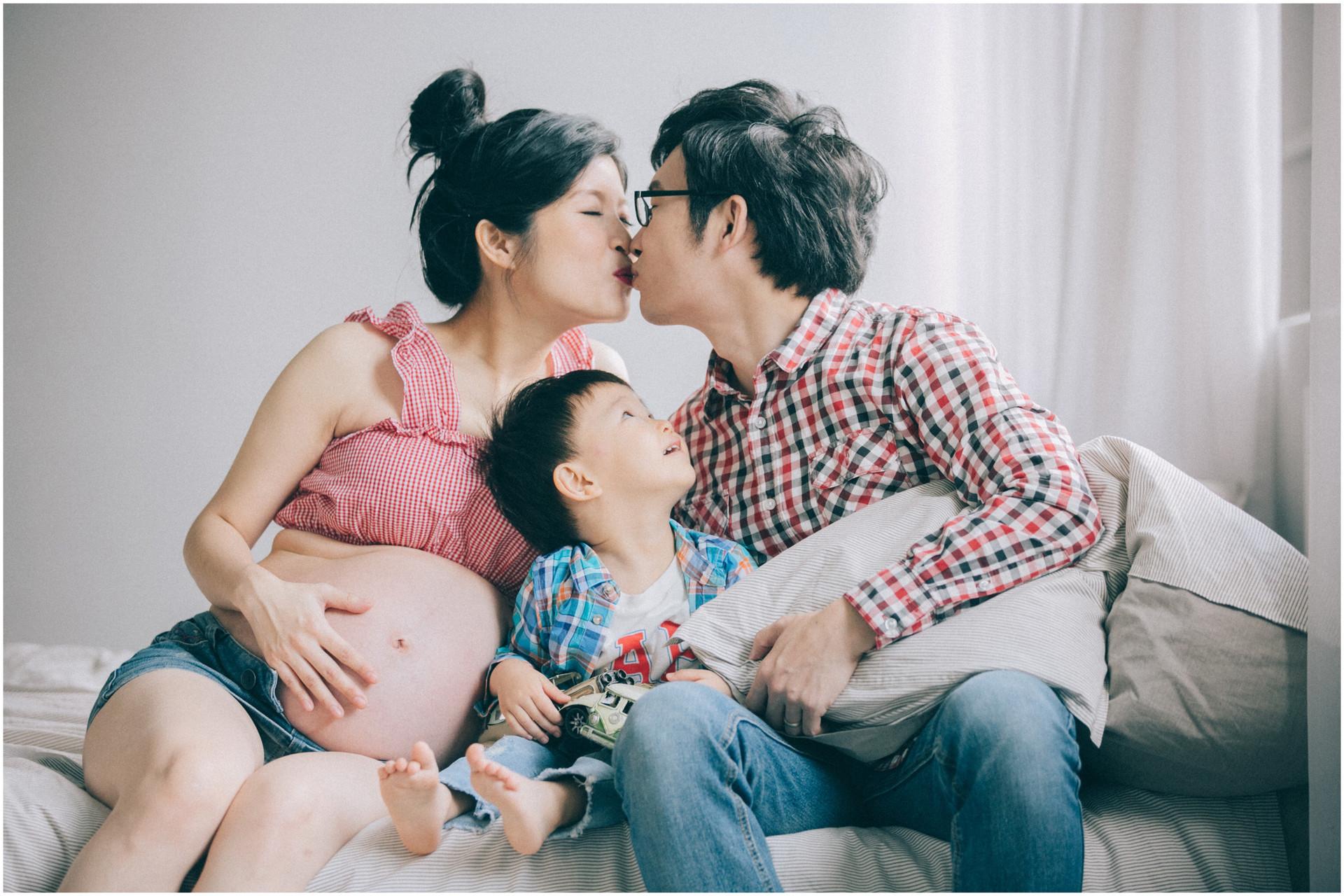 孕期寫真 / 妊娠寫真 / 親子寫真 / 全家福