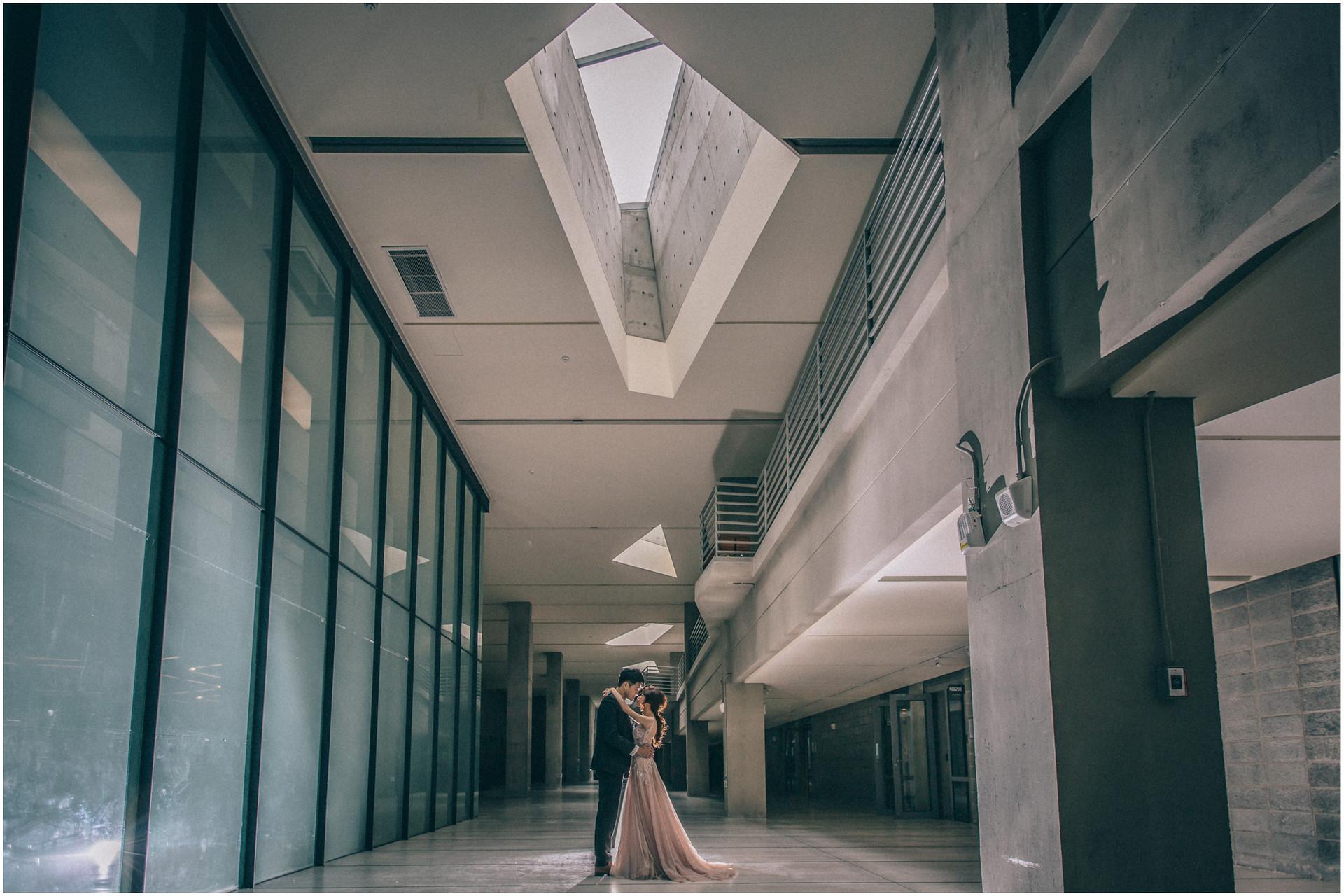 沙崙海邊 / 籃球場 / 集食行樂 / 市集婚紗 / 實踐大學 / 校園婚紗