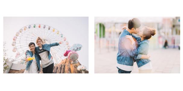 花卉試驗中心 /  新兒童樂園 / 大屯公園 / 柴犬 / 寵物婚紗 / 自然捲棚拍 / 素人寫真
