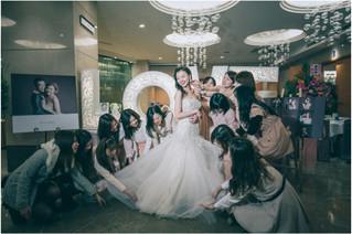 曉翎 / 婚禮紀錄 / 平面攝影 / 類婚紗