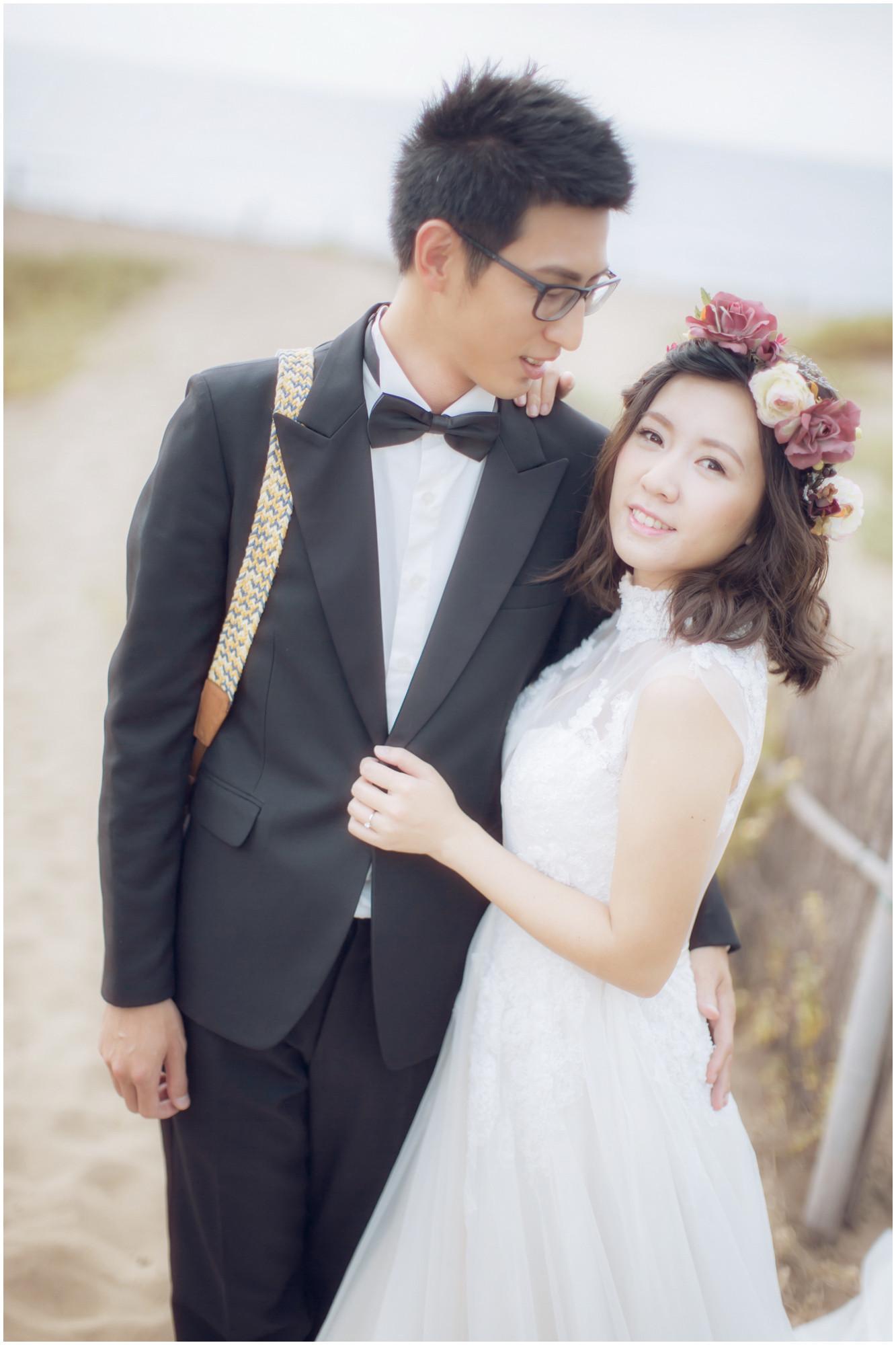沙崙海邊 / 文青婚紗 / 寵物婚紗