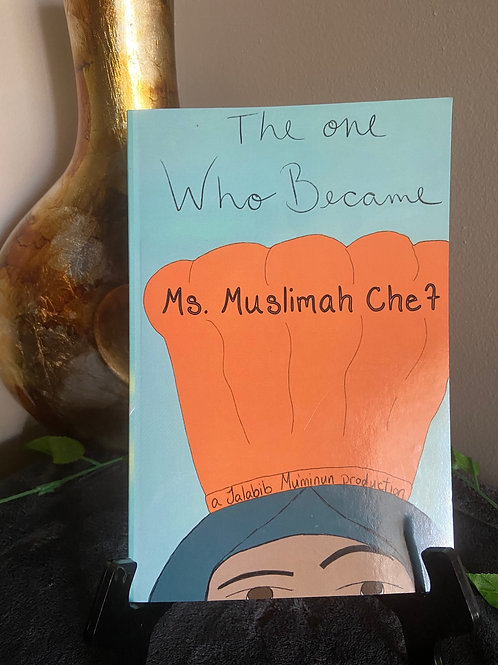 The one Who Became 'Ms. Muslimah Chef'