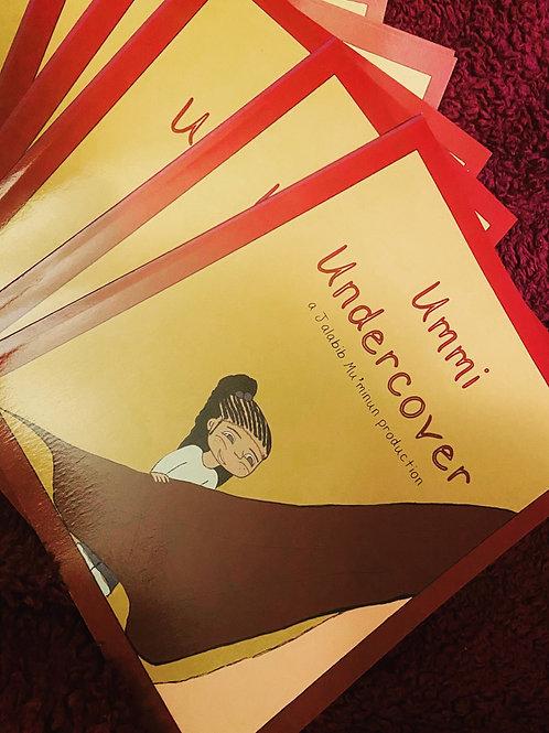 Ummi Undercover (hardcover)