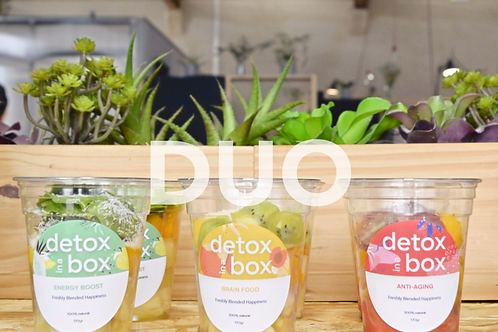 Duo Box (6 smoothies)