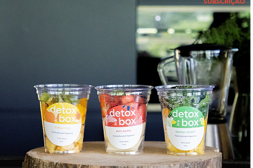 Monthly Subscription (9 smoothies)
